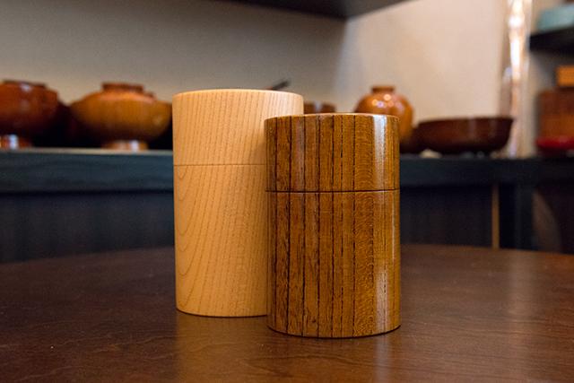 茶筒(大・小)